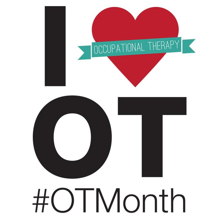 Thank An Occupational Therapist For Ot Month